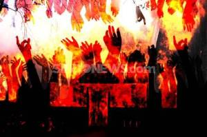 Sekolah Kung Fu China Terbakar Hebat, 18 Orang Tewas, 16 Luka