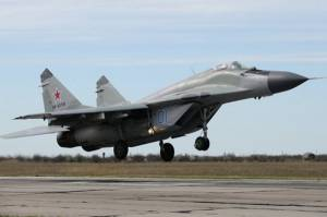 Serbia Tersinggung Dituduh Tembak Jatuh Jet Tempur MiG-29 Bulgaria