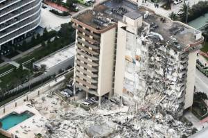 Keluarga Ibu Negara Paraguay Hilang dalam Tragedi Gedung Runtuh di Miami