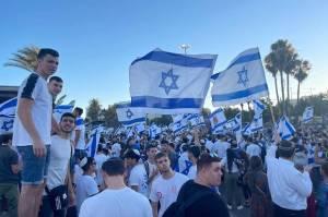 Massa Sayap Kanan Israel ke Warga Palestina: Malam Ini Kami Bukan Yahudi, Kami Nazi