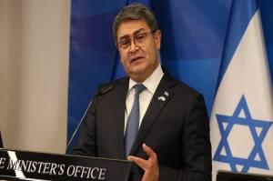Presiden Honduras Buka Kedubes di Yerusalem: Saya di Sini di Ibu Kota Abadi Israel