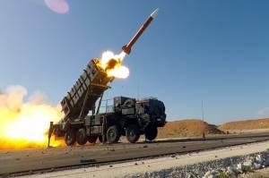 Taiwan Bakal Uji Rudal Patriot III di AS untuk Simulasi Serangan China
