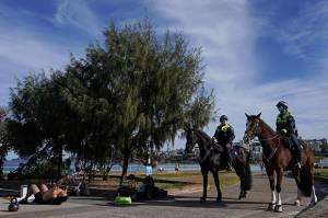 Terus Alami Kenaikan Kasus Covid-19, Sydney Minta Bantuan Militer untuk Perketat Lockdown