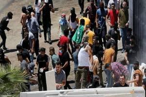 Pemakaman Bocah Berujung Bentrok, Pria Palestina Tewas Ditembak Pasukan Israel