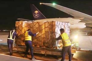 Arab Saudi Kirim Gelombang Pertama Bantuan Medis COVID-19 ke Malaysia