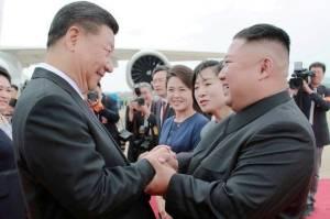 Xi Jinping Bersumpah Pertahankan Hubungan dengan Korut