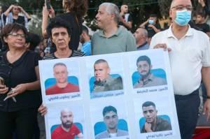 Polisi Israel Siksa dan Lecehkan Napi Palestina yang Sempat Kabur
