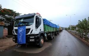 Terungkap, 407 Truk Bantuan Tidak Kembali dari Tigray yang Dilanda Perang