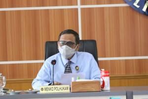 Jokowi Perintahkan Menko Polhukam Tetapkan Simulasi Tanggal Pemilu 2024