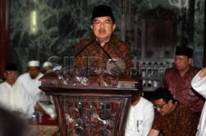 JK Imbau Umat Tak Terprovokasi Aksi Pembakaran Mimbar Masjid Raya Makassar