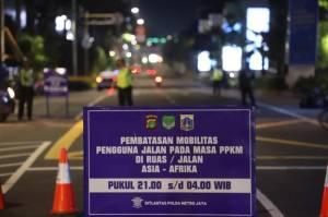 PPKM Bisa Ditularkan Indonesia ke Negara Lain