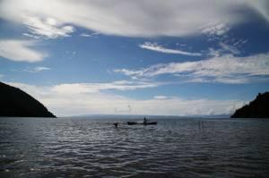 Keindahan New Zealand di Pinggir Danau Toba
