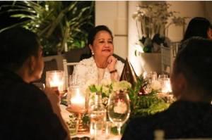 Jelang Pernikahan Emas, Luhut Bersyukur Miliki Istri Cerdas dan Berhati Ikhlas