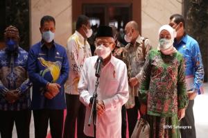 Wapres Ajak Tokoh Masyarakat Bahas Kemajuan dan Kesejahteraan Papua