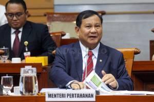 Prabowo Sebut Indonesia Akan Jadi Negara Makmur Jika Pertahanannya Kuat