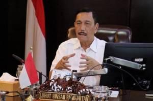 Capaian Vaksinasi Tak Meningkat, Luhut: Akan Ada Operasi Khusus di Bogor dan Tangerang