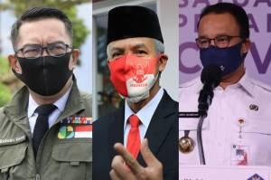 Anies, Ridwan Kamil, dan Ganjar Masuk Radar PPP untuk Capres 2024