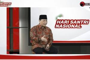 HSN 2021, PDIP: Jokowi Tunaikan Harapan Pendiri Bangsa Nasionalis dan Islam Bersatu