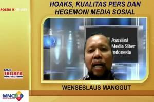 AMSI Nilai Hoaks Pengaruhi Tingkat Kepercayaan Publik terhadap Media Massa