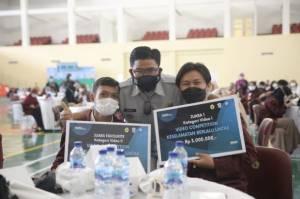Jasa Raharja Edukasi Mahasiswa Jadi Pelopor Kampus Anti Laka