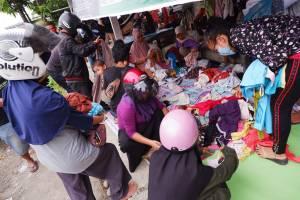 Korban Gempa Majene Butuhkan Pakaian Layak Pakai