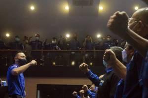 34 Ketua DPD Partai Demokrat Lakukan Ikrar Kesetiaan kepada AHY