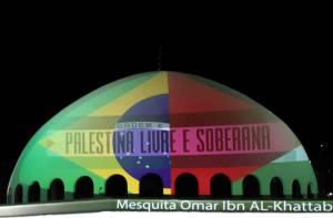 Dukungan Muslim di Brazil untuk Kedaulatan dan Kemerdekaan Palestina