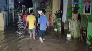 Hujan Mengguyur Jakarta, Cipinang Melayu Banjir