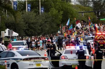 Truk Seruduk Pawai LGBT di Florida, Satu Tewas dan Satu Terluka