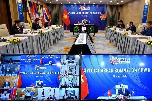 RI Dorong Sinergi dan Kolaborasi di ASEAN untuk Tangani Covid-19