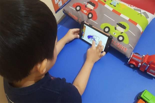 Aplikasi Pendidikan Anak Usia Dini ICANDO Muncul di saat yang Tepat