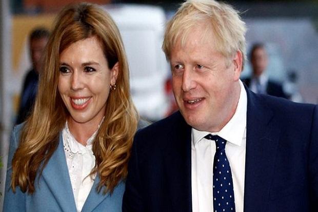 Dokter COVID-19 Jadi Nama Bayi PM Boris Johnson dan Tunangannya