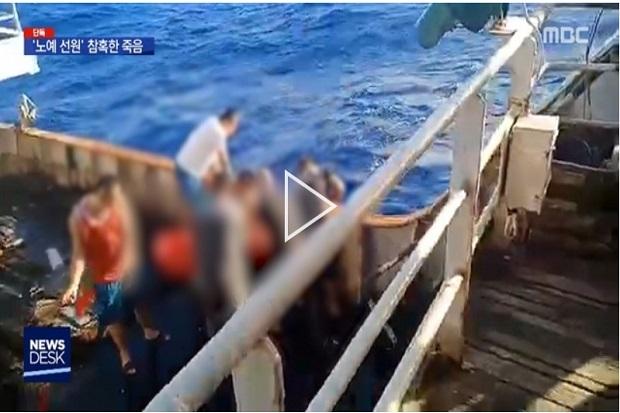 Jasad ABK RI Dibuang ke Laut, China: Sesuai Praktik Internasional