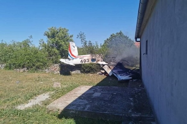 Pesawat Militer Jatuh Tewaskan 2 Tentara, Menhan Kroasia Mundur