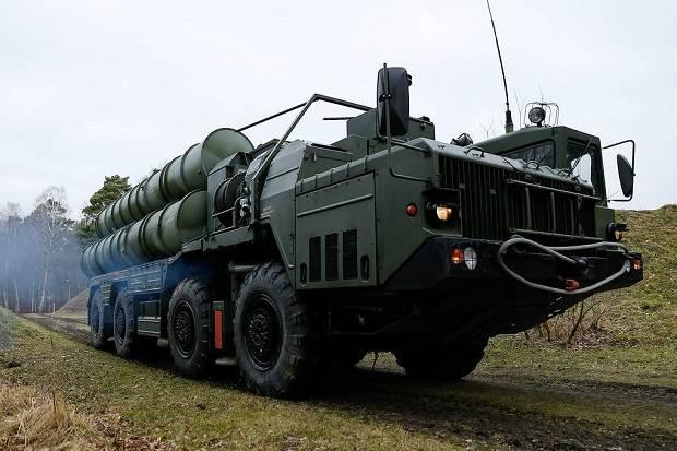 Turki Aktifkan Beberapa Elemen Sistem Rudal S-400 Rusia