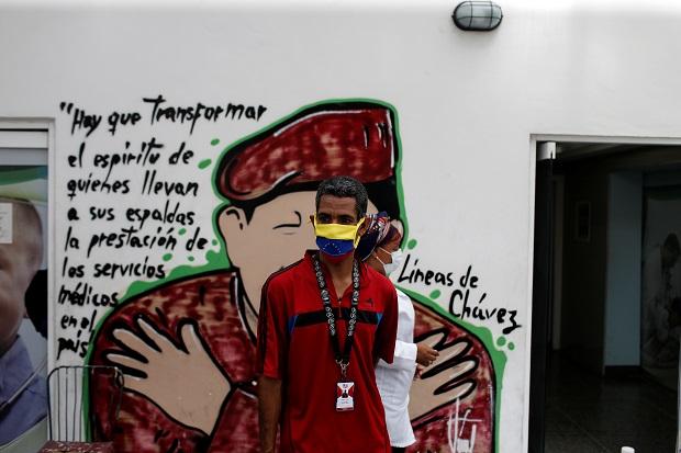 Sanksi AS Ditujukan untuk Paksa Perubahan Rezim di Venezuela