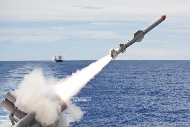Raksasa Senjata AS Dapat Kontrak Memasok 1.000 Rudal ke Arab Saudi