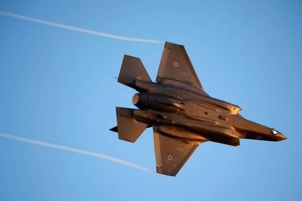 Israel Matikan Skuadron F-16, Fokus pada Jet Siluman F-35