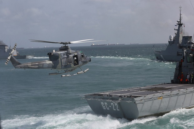 Diincar 4 Kapal Perang AS, 5 Tanker Iran Dikawal Militer Venezuela