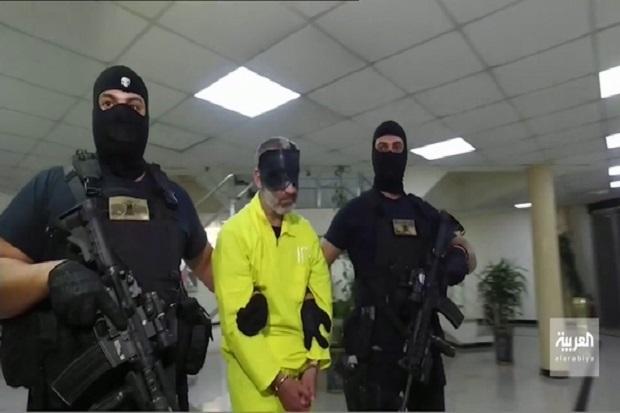 Irak Tangkap Pentolan ISIS Suksesor Favorit al-Baghdadi