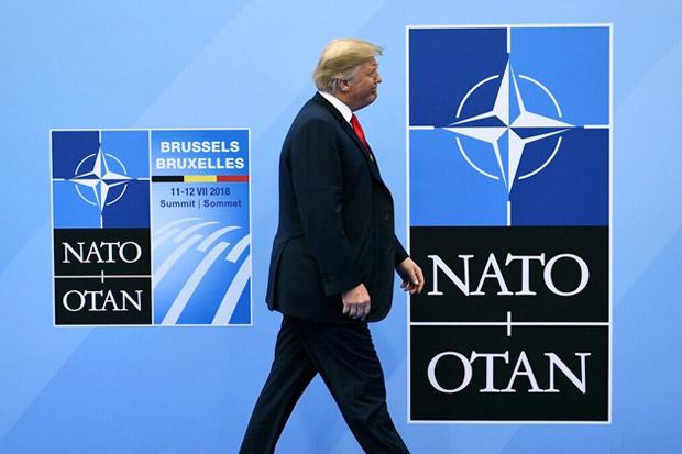 AS Berniat Keluar dari Perjanjian Mata-mata Open Skies, NATO Cemas
