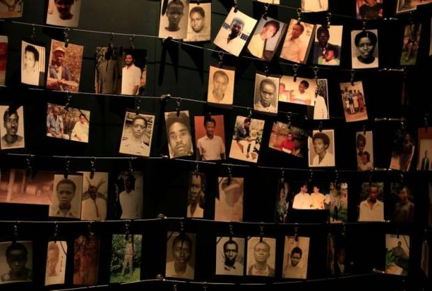 Kerangka Tersangka Pelaku Kejahatan Perang Rwanda Ditemukan di Kongo