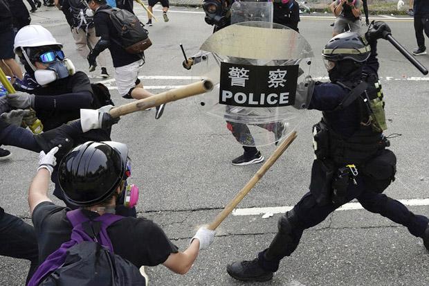 China Berlakukan UU Keamanan, Pompeo: Lonceng Kematian Otonomi Hong Kong