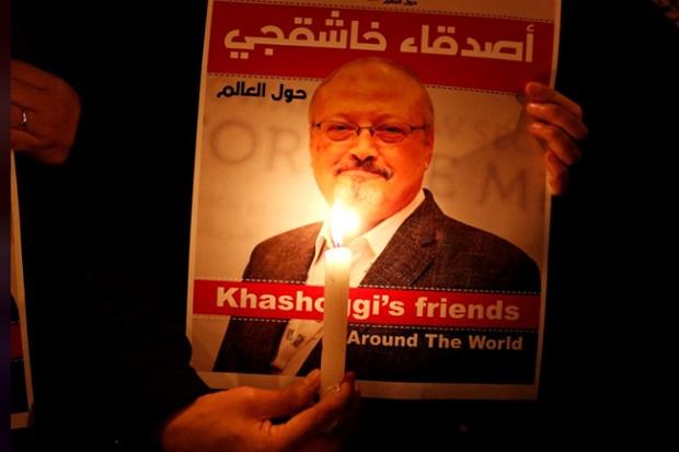 Keluarga Jurnalis Khashoggi Memaafkan Para Pembunuh