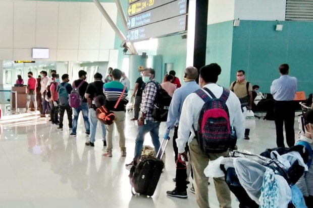 Pandemi Corona, India Evakuasi Hampir Seribu Warganya dari Indonesia
