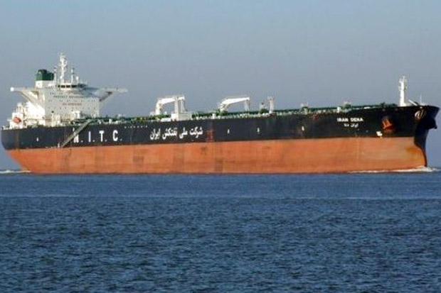 Dikawal di Laut dan Udara, Kapal Tanker Iran Tiba di Venezuela
