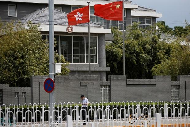 Menteri Hong Kong Bela UU Keamanan Bentukan China