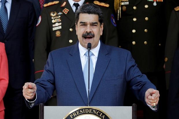 Maduro Tegaskan Venezuela Memiliki Hak untuk Bekerjasama dengan Iran