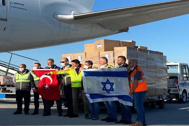 Pesawat Israel Mendarat di Turki, Pertama dalam Satu Dekade