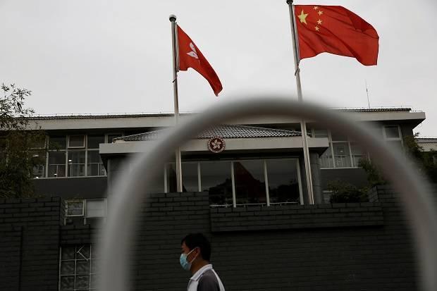 Diancam AS Soal UU Keamanan di Hong Kong, Ini Resp